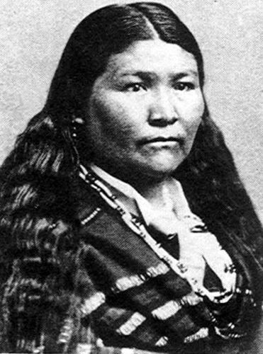 Pine Leaf Woman Chief