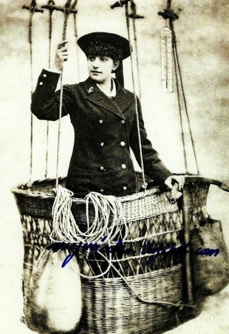 Madame Sophie Blanchard