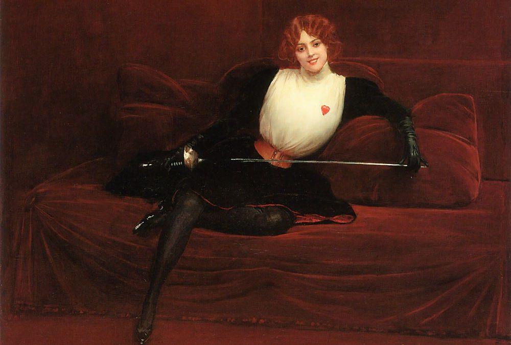 Julie d'Aubigny (aka Mademoiselle Maupin)