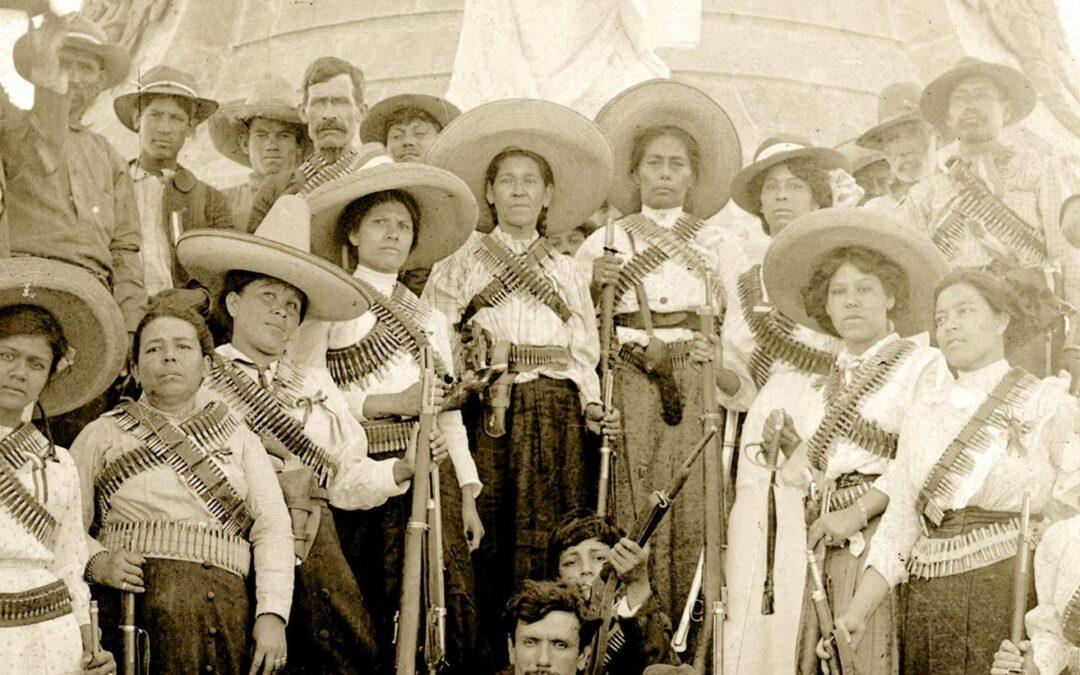La Adelita & Las Soldaderas